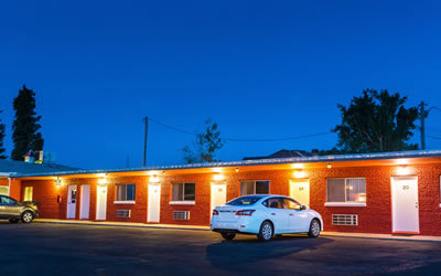 Motels Accommodation Redcliffe