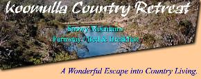 Koomulla Country Retreat - Accommodation Redcliffe