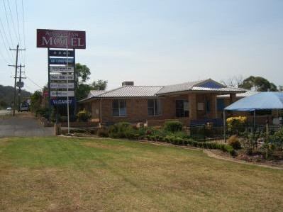 Almond Inn Motel - Accommodation Redcliffe
