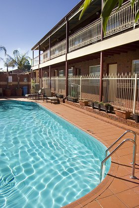 Quality Inn Railway - Accommodation Redcliffe