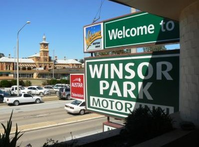 Albury Winsor Park Motor Inn - Accommodation Redcliffe