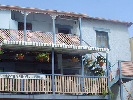 Annies Shandon Inn - Accommodation Redcliffe