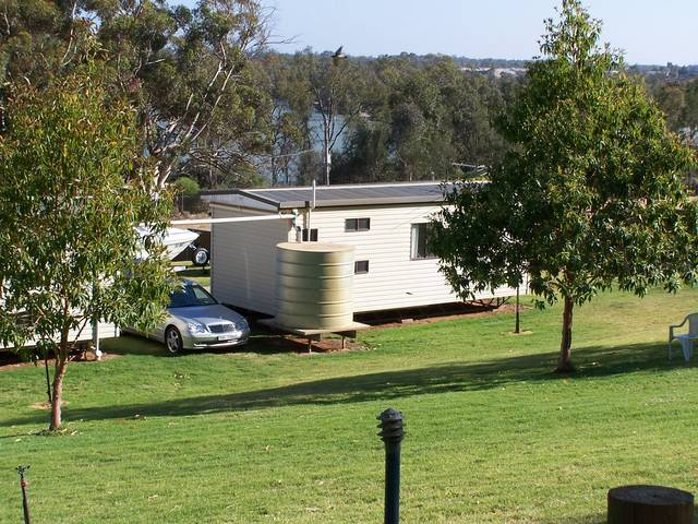 Robinvale Weir Caravan Park - Accommodation Redcliffe