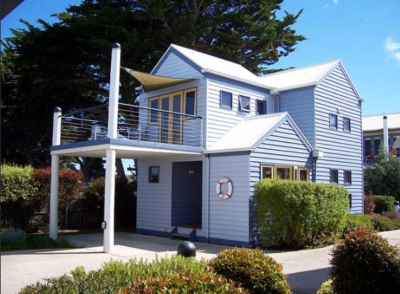 Rayville Boat Houses - Accommodation Redcliffe