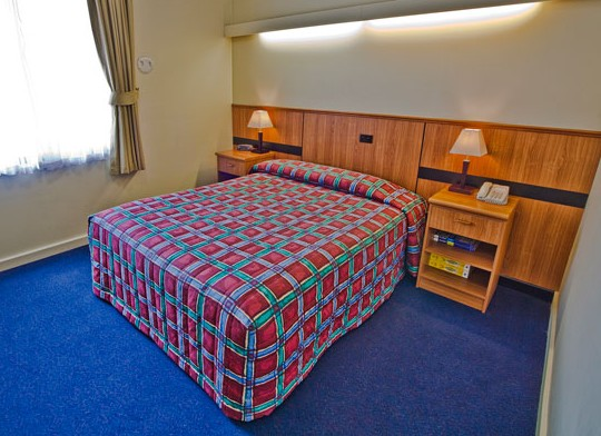 Comfort Hotel Perth City - Accommodation Redcliffe
