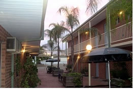 Yarrawonga Central Motor Inn - Accommodation Redcliffe