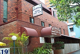 Acacia Inner City Inn - Accommodation Redcliffe