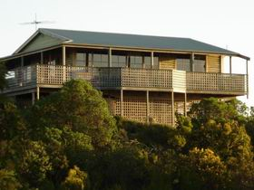 Lantauanan - The Lookout - Accommodation Redcliffe