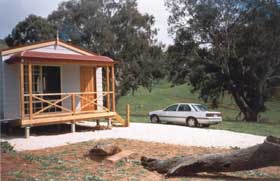 Saunders Gorge Sanctuary - Hideaway Cottage - Accommodation Redcliffe