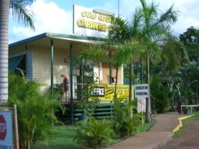 Gulf Country Caravan Park - Accommodation Redcliffe