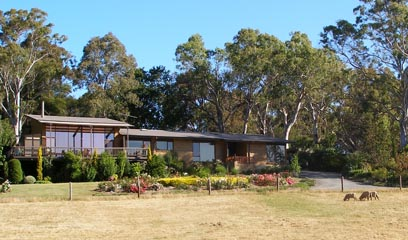 Tiers View Bed and Breakfast - Accommodation Redcliffe