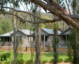The Homestead Cabins Brogo - Accommodation Redcliffe