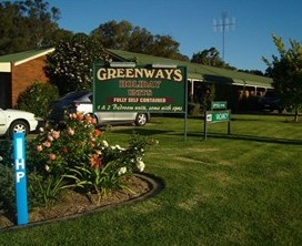 Greenways Holiday Units - Accommodation Redcliffe