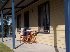 Belmadar Rose Cottage - Accommodation Redcliffe