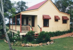 Mango Hill Cottages Bed and Breakfast - Accommodation Redcliffe