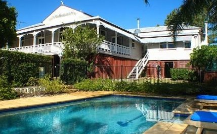 Wiss House Bed and Breakfast - Accommodation Redcliffe