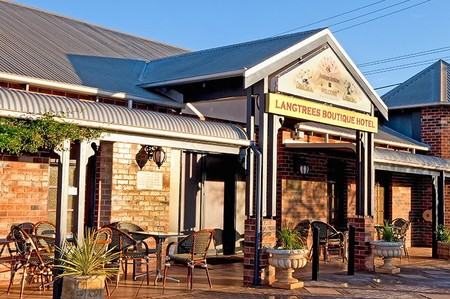 Langtrees Guest Hotel - Accommodation Redcliffe