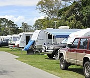 Beachmere Lions Caravan Park - Accommodation Redcliffe