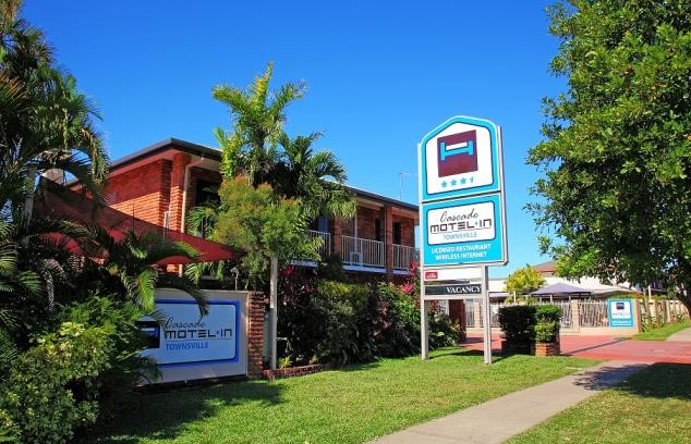 Cascade Motel In Townsville - Accommodation Redcliffe