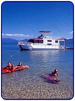 Hinchinbrook Rent A Yacht And House Boat - Accommodation Redcliffe