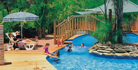 Happy Hallidays Holiday Park - Accommodation Redcliffe