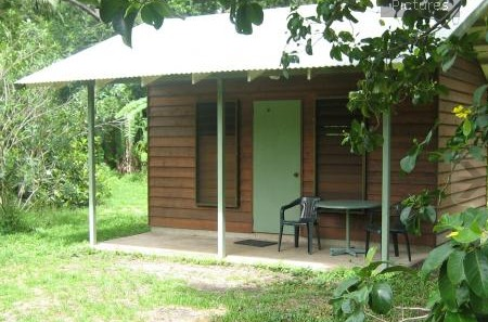 Haleys Cabin  Camping - Accommodation Redcliffe