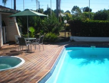Tamworth Motor Inn - Accommodation Redcliffe