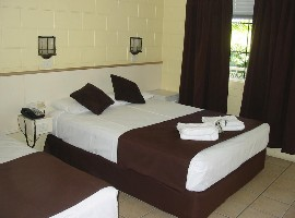 Colonial Rose Motel - Accommodation Redcliffe