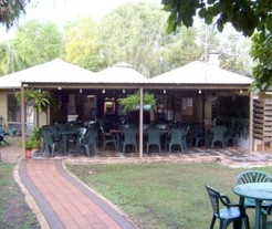 Douglas Daly Tourist Park - Accommodation Redcliffe