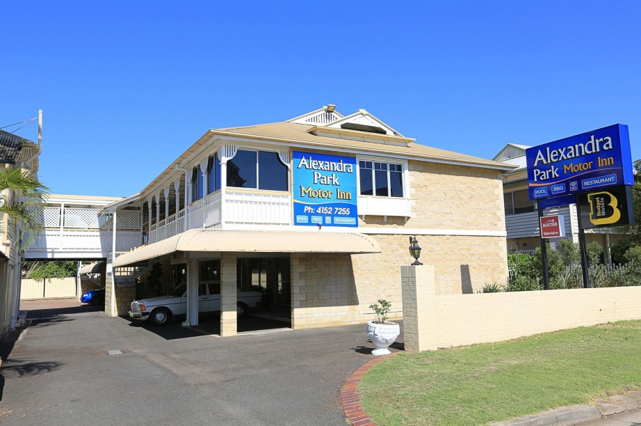 Alexandra Park Motor Inn - Accommodation Redcliffe