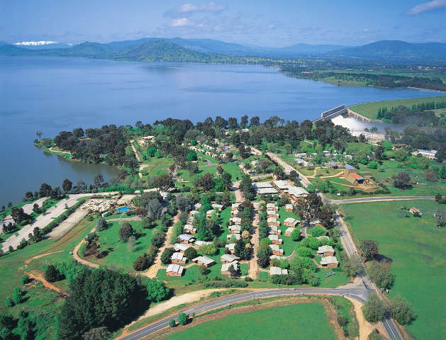Lake Hume Resort - Accommodation Redcliffe