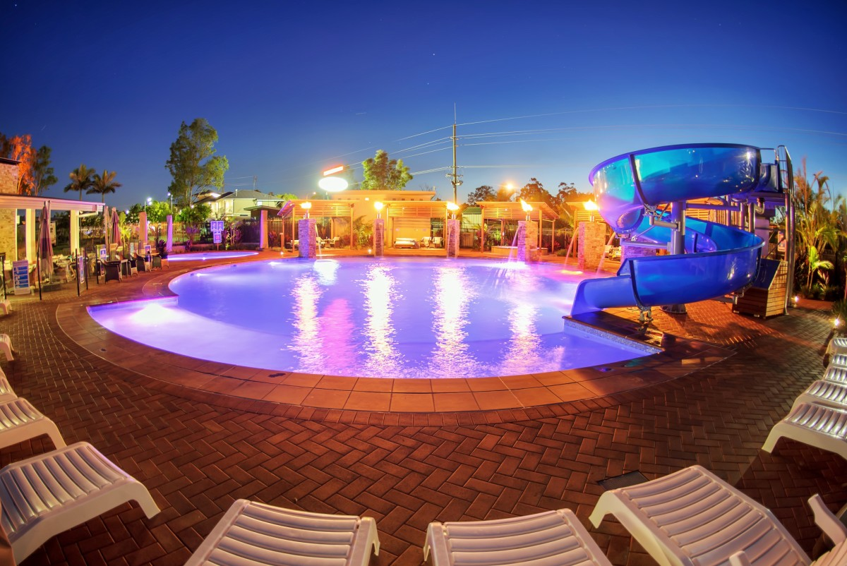 BIG4 Gold Coast Holiday Park  Motel - Accommodation Redcliffe