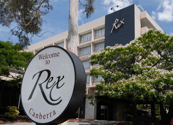 Canberra Rex Hotel - Accommodation Redcliffe
