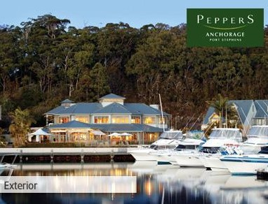 Peppers Anchorage - Accommodation Redcliffe