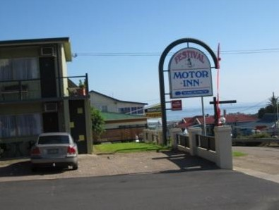 Festival Motor Inn - Accommodation Redcliffe