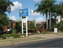 Comfort Inn Hallmark At Tamworth - Accommodation Redcliffe