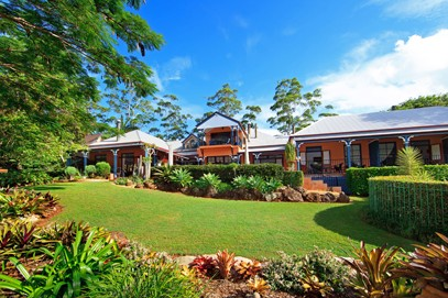 Montville Provencal Boutique Hotel - Accommodation Redcliffe