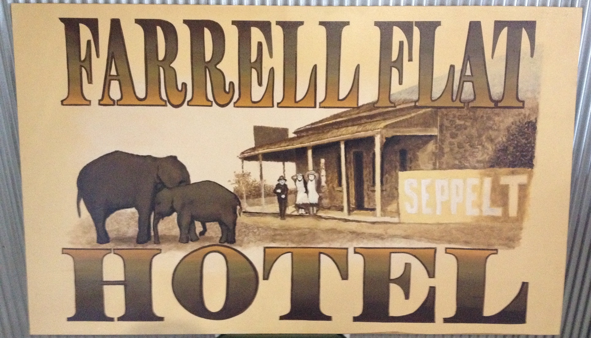 Farrell Flat Hotel South Australia - Accommodation Redcliffe