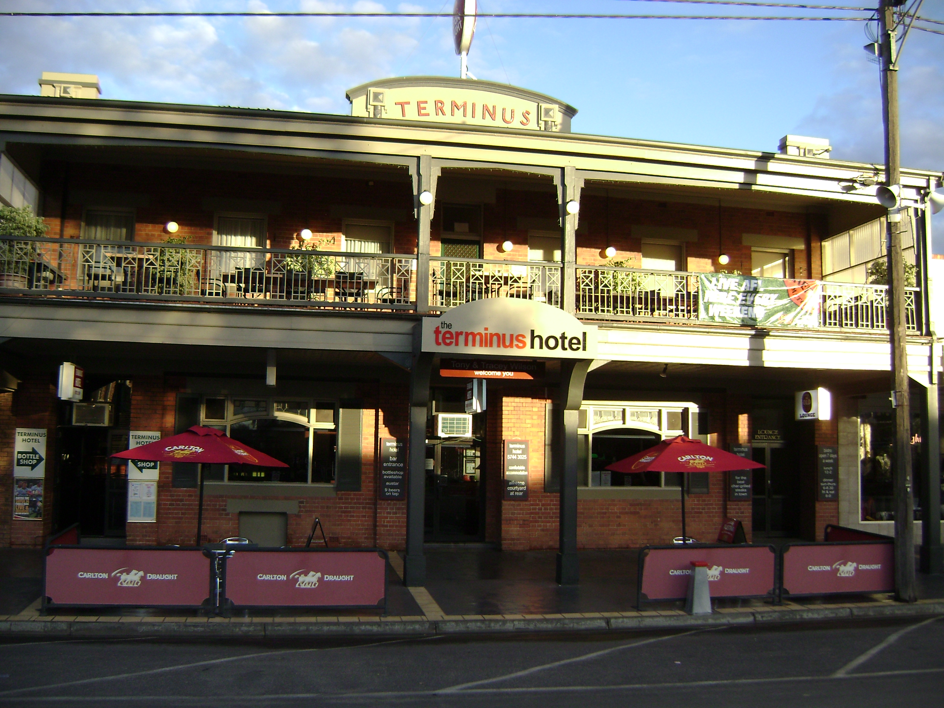 Terminus Hotel - Accommodation Redcliffe