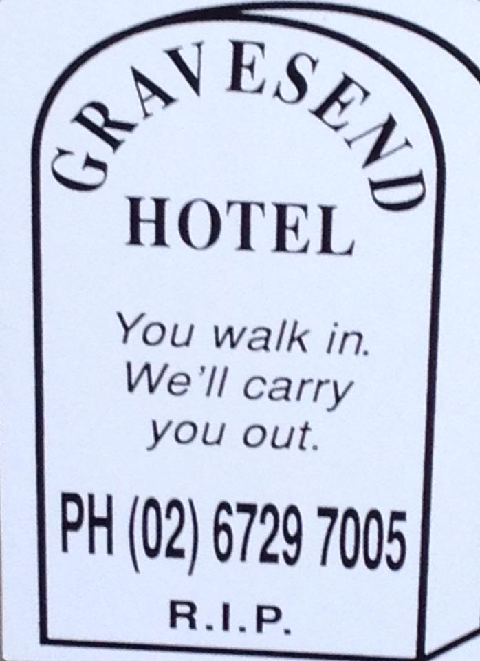 Gravesend Hotel - Accommodation Redcliffe