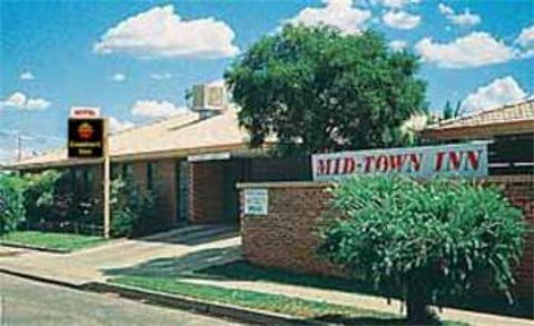Comfort Inn - Mid Town - Accommodation Redcliffe