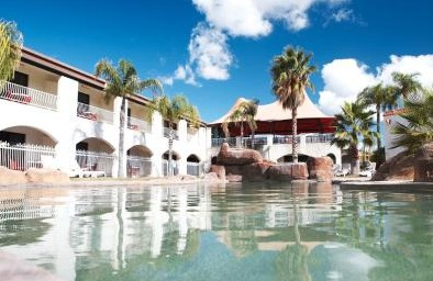 Quality Resort Siesta Resort - Accommodation Redcliffe