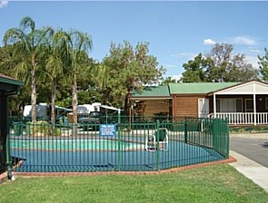 Albury Motor Village - Accommodation Redcliffe