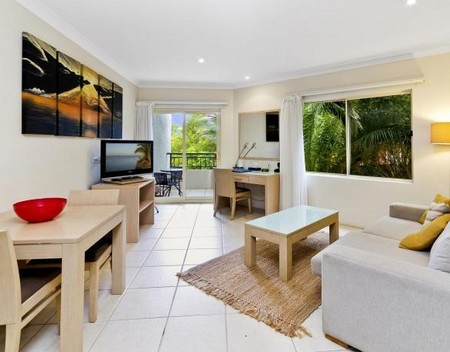 Terrigal Sails Serviced Apartments - Accommodation Redcliffe