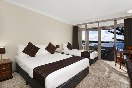 Waters Edge Country Comfort - Accommodation Redcliffe