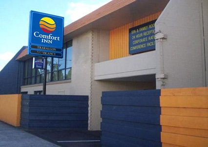 Comfort Inn Traralgon - Accommodation Redcliffe