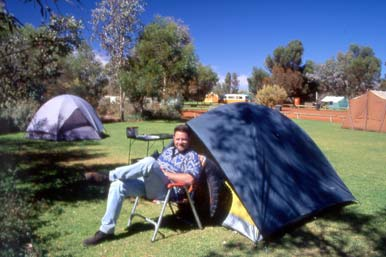 Voyages Ayers Rock Camp Ground - Accommodation Redcliffe
