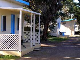 Kingscote Nepean Bay Tourist Park And Parade Units - Accommodation Redcliffe
