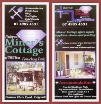 Miner's Cottage - Accommodation Redcliffe