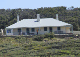 Point Hicks Lighthouse - Accommodation Redcliffe